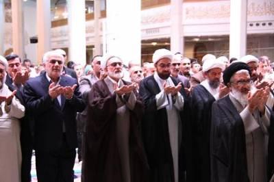دیدار استانداران منطقه یک کشور با حجت الاسلام والمسلمین سعیدی