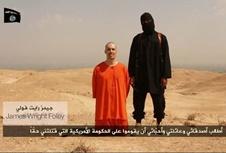 داعش خبرنگار آمریکایی را سر برید