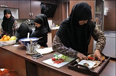 رئیس پلیس اماکن ناجا خبر داد: ممنوعیت اشتغال زنان در کافیشاپها و قهوه خانهها