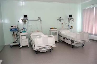 یک بیمارستان در ساری تعزیر شد