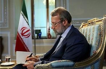رئيس مجلس شوراي اسلامي ارتحال آیت الله سید صابر جباری را تسلیت گفت