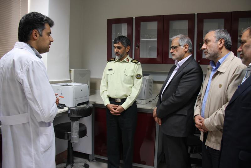 اختصاص 24 ميليارد ريال اعتبار براي توسعه آزمايشگاههاي تشخيص مواد مخدر
