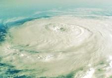 کاهش دما با ورود طوفان نیلوفری