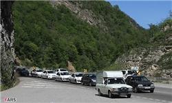 محدودیت ترافیکی جاده چالوس لغو شد.