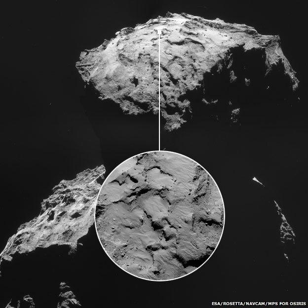 آغاز شمارش معکوس فرودی تاریخی بر یک دنبالهدار