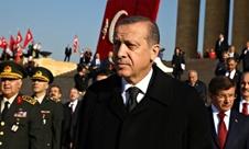 رئيس جمهور تركيه: مسلمانان آمریکا را کشف کردند نه کریستف کلمب