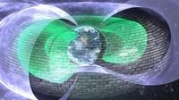 کشف لایه محافظ نامرئی به دور زمین