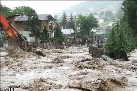 خسارت ۶۶ میلیارد ریالی طوفان و سیل به بخش کشاورزی بابل