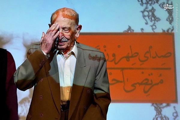 مرتضی احمدی درگذشت +فیلم