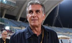 کیروش: نگفتم استعفا میدهم/ با توجه به شرایط برآورده کردن توقع هواداران ایران غیر ممکن است