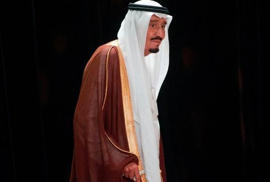 آمریکا نگران است؛پادشاه جدید عربستان بیمار است وبعد از چند دقیقه گفتگو،حرفهای بی ربط میزند