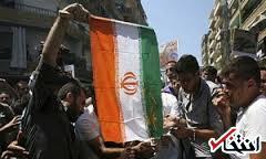 آیا مردم عراق پس از پیروزی تیم ملی فوتبال کشورشان، پرچم ایران را آتش زدند؟