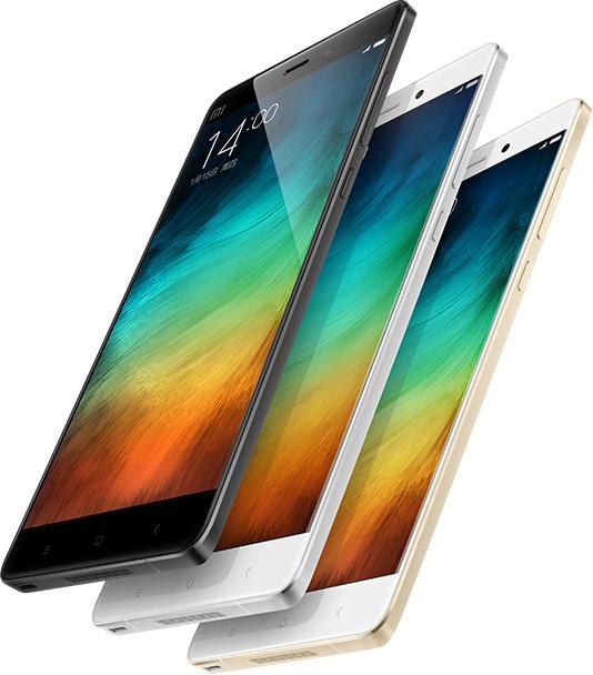 Mi Note، گوشی ۶.۹ میلیمتری شیائومی رونمایی شد
