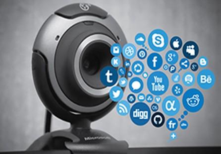 باج گیری از طریق وب کم (webcam)