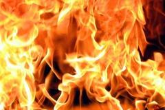 آتشسوزی سنگین منطقه سامانسر غازیان انزلی