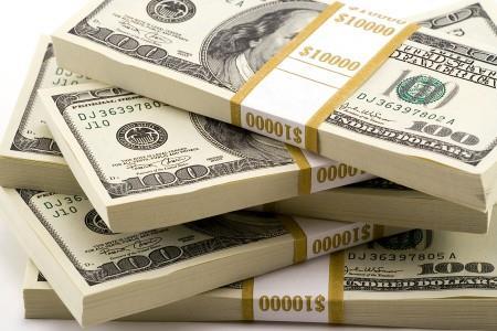 ارزش دلار به بالاترین سطح رسید