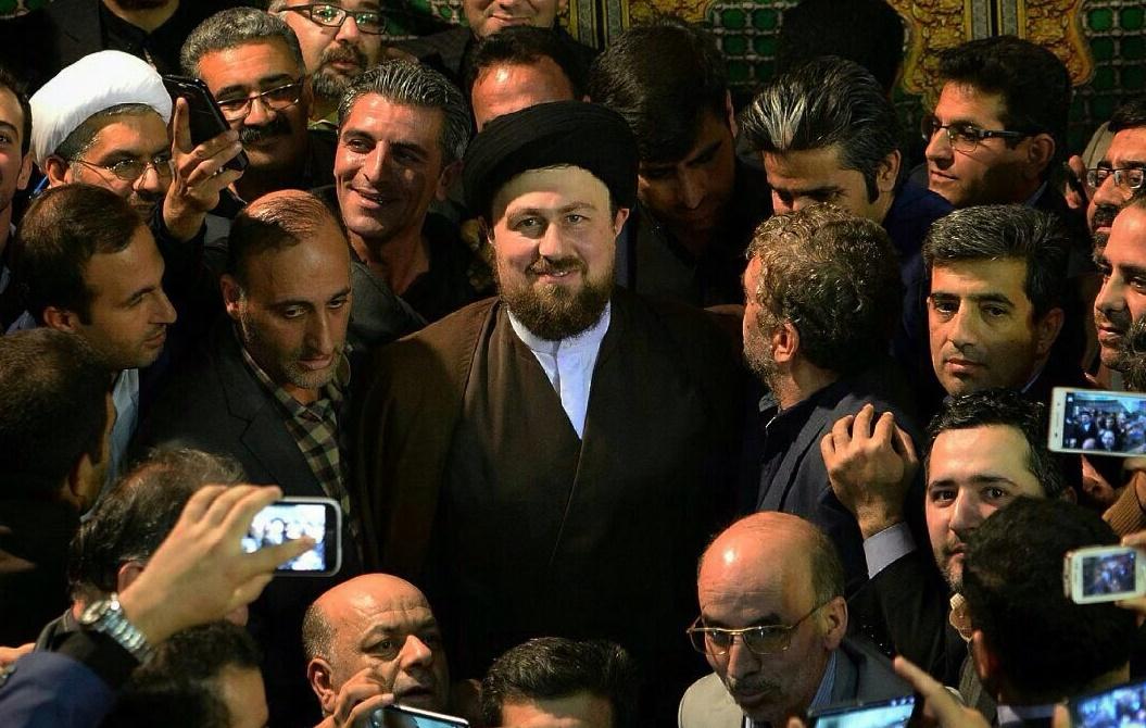 اعلام قطعی کاندیداتوری آیت الله سیدحسن خمینی در انتخابات مجلس خبرگان