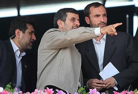 احمدی نژاد و جریان انحرافی علیه «سید حسن»