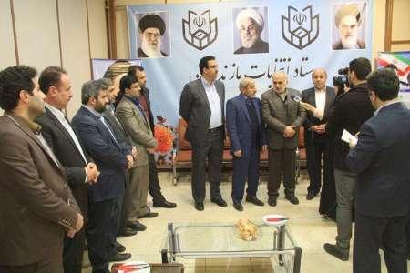 راه اندازی سامانه جامع انتخابات در استانداری مازندران