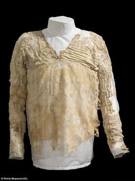 لباس ۵ هزار ساله! (+عکس)