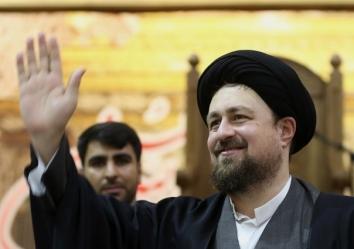 اختلال در سخنرانی سیدحسن خمینی در حرم امام