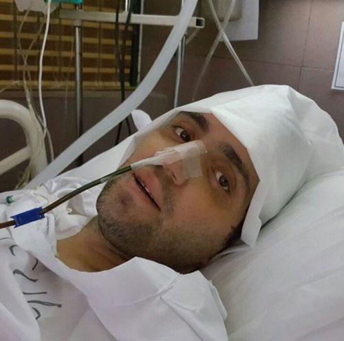 آخرین عکس فرزند فقید وزیر دولت اصلاحات