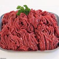 قرمزی گوشت چرخکرده بهدلیل افزودن پودرخون