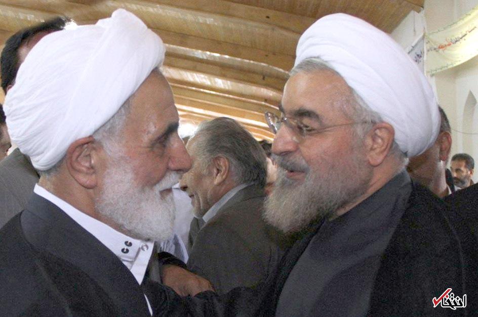 گزینه ای جز روحانی برای انتخابات ۹۶ ندارم
