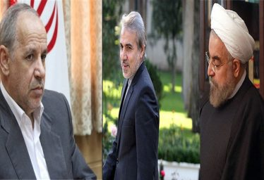 رئیسجمهور تکلیف وظایف نوبخت و انصاری را مشخص کرد
