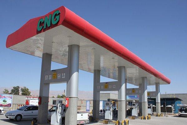 ۸۴ ایستگاه سی ان جی در منطقه ساری راه اندازی شده است