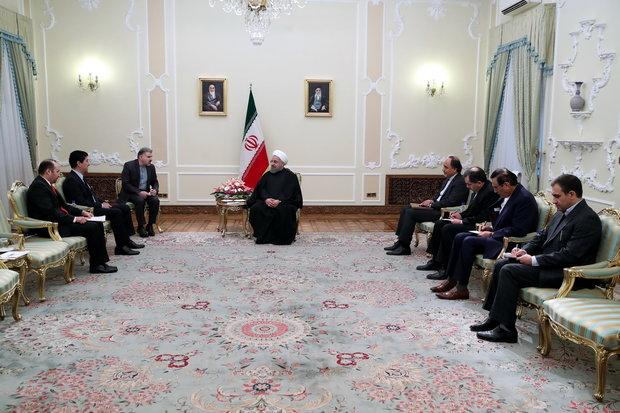 توسعه روابط با آمریکای لاتین از اصول اساسی سیاست خارجی ایران است