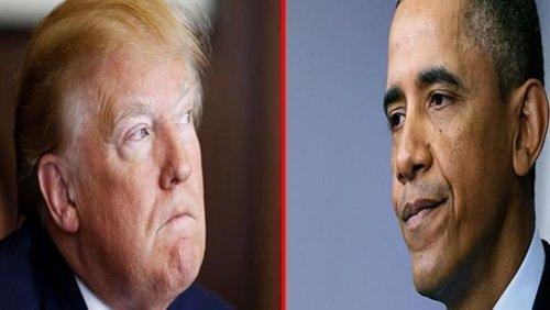 """""""ترامپ ۷۰ درصد از دستورات اوباما را لغو خواهد کرد"""""""