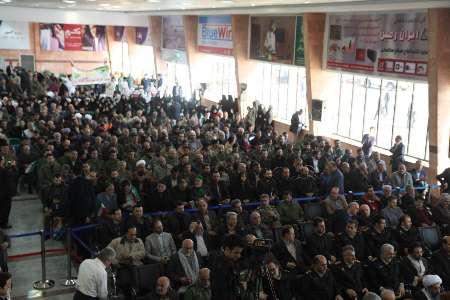 آغازجشن دهه فجر انقلاب اسلامی در مازندران از فرودگاه ساری