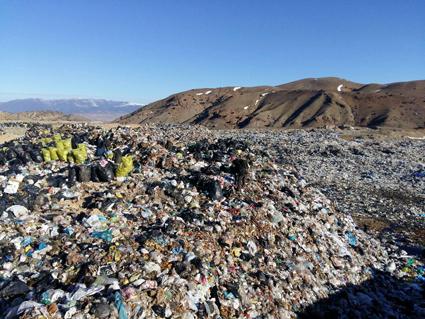 ایا واقعه ۱۱ سال گذشته حمل زباله تکرار خواهد شد
