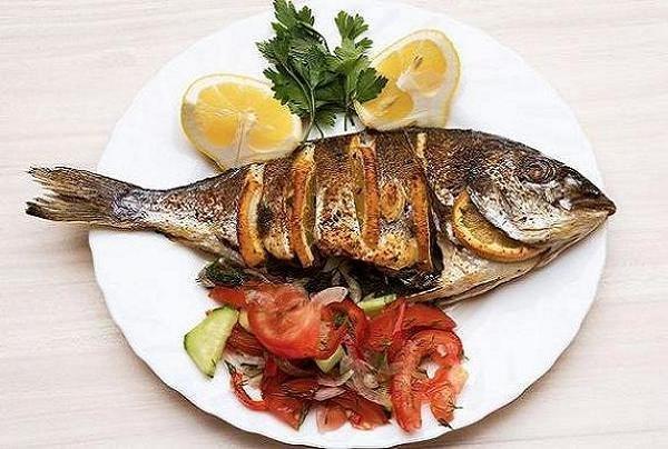 از خوردن ماهی غافل نشوید