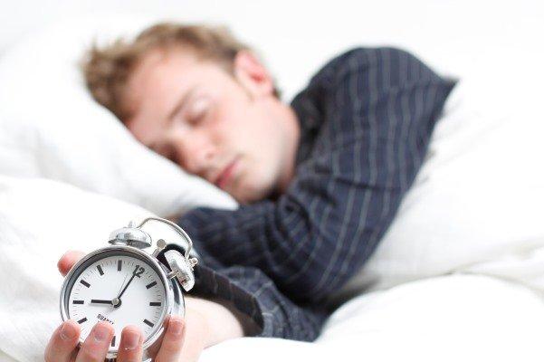 اثرخواب در کنترل میل به شوری و شیرینی