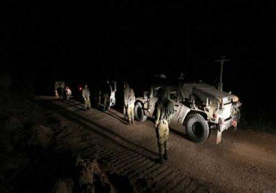 ورود نیروهای ویژه رژیم صهیونیستی به خاک سوریه برای جاسوسی