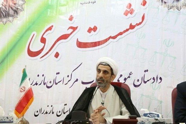 استان مازندران جزو ۵ استان برتر حوزه امنیت است