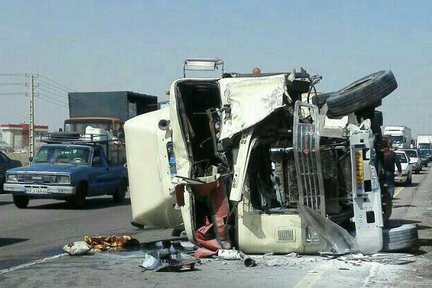 ۳۷ کشته براثر تصادفات نوروز ۹۵ در مازندران ثبت شد