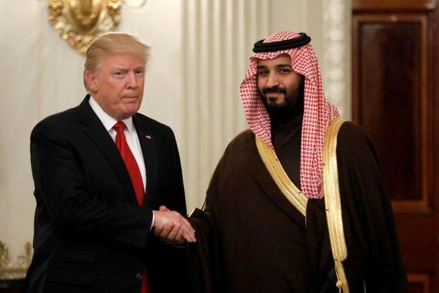 """خودشیرینی جانشین ولیعهد عربستان برای آمریکاییها؛""""ترامپ دوست واقعی مسلمانان است!"""""""