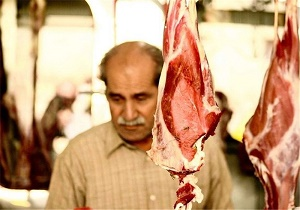 آرامش بر بازار گوشت شب عید حاکم است