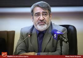 وزیر کشور وارد استان مازندران شد