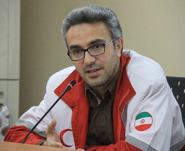۲۰۰۰ مصدوم ایام نوروز در مازندران امدادرسانی شدند