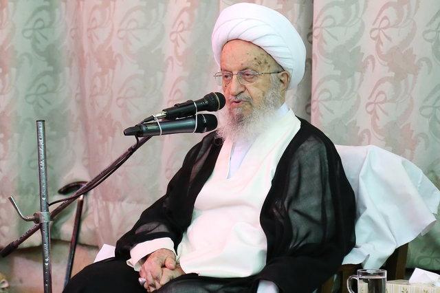 آیتالله مکارم شیرازی: به نام مداحی، کارهای سیاسی و جناحی نشود