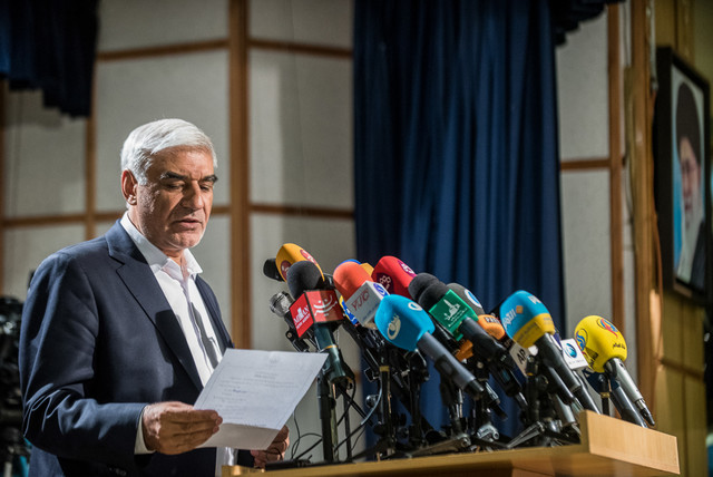 روحانی با ۲۲ میلیون و ۷۹۶ هزار و ۴۶۸ رای همچنان پیشتاز انتخابات