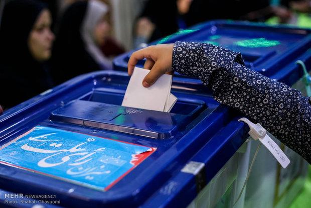 مشارکت بیش از ۱۰۰ درصدی مردم ۶ شهرستان مازندران در انتخابات