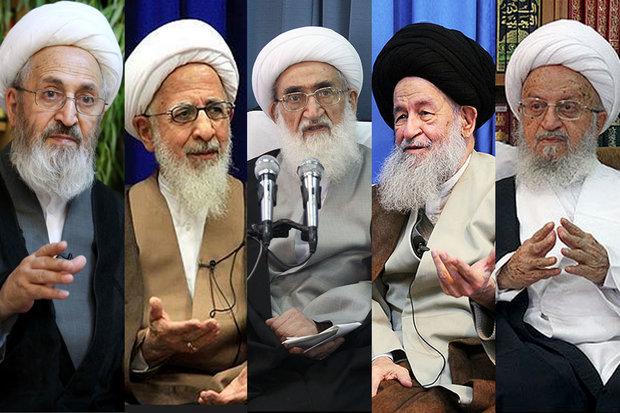 تأکید مراجع تقلید بر حضور پای صندوقهای رأی/ انتخابات جهاد است