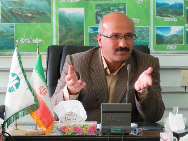۱۱ هکتار از اراضی میانکاله در آتش سوخت/ عدم مدیریت پسماند