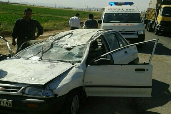 ۶۵۳فوتی ناشی از تصادفات رانندگی، سال گذشته در مازندران