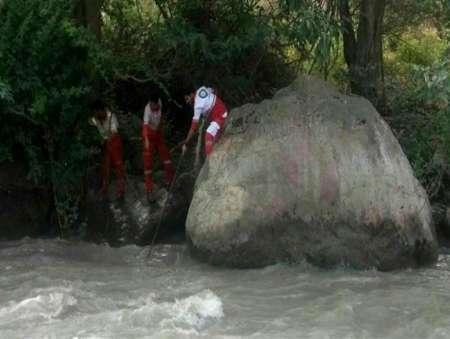 ۲ بانوی آملی در رودخانه هراز غرق شدند